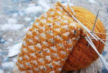 Knitting / by Toria CF