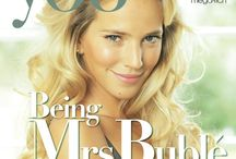 Being Mrs. BUBLE / by Tita flor Miranda