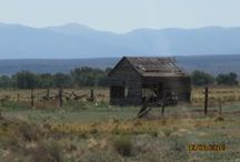 Ride the High Desert - Colorado's San Luis Valley / Explore the wide-open spaces and mystical landscape of Colorado's San Luis Valley http://www.atyourpacebiking.com/product/san-luis-valley/ / by At Your Pace - Freestyle Cycling Adventures