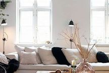 Home // Interior / by Claire Tellenbach