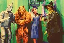 Wizard Of Oz & Judy Garland / by Em E. Squier