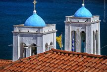 Monasteries Churches Chapels kloosters kerken kapelletjes / by Emmy Marchel