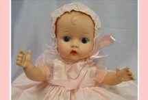 Dolls: Babies / by Vintage Nana