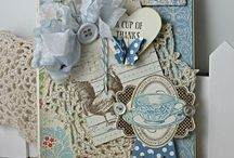 Scrapbooking and cards / by Debra Mann