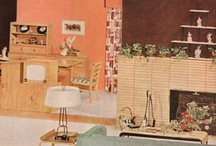 Vintage Home Design / by Atomic Adam