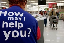 Change at Walmart - In Solidarity / by UNITE HERE Local 1