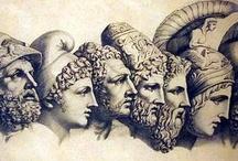 Greek Mythology / by Lily Greene