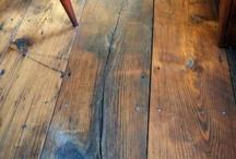 Wood Floors / by Cindy O'Dear