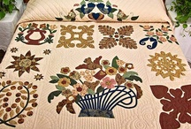Applique Quilts / by Cindy O'Dear