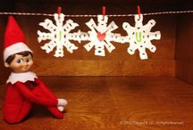 Elf on the shelf / by Shawn Hartmann-Lizaola