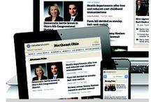 NEOMG News / News about Northeast Ohio Media Group and our brands. / by Northeast Ohio Media Group