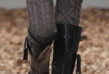 Leg warmers, leggings, socks etc / by J Doe