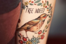 Tattoos / by Laure Boinette
