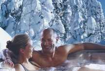 For Winter Fun / Many Thermospa owners say that Winter is their favorite hot tub season. What could be better than hot tubbing in the snow? / by ThermoSpas Hot Tub Spas