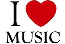 MUSIC<3 ECLECTIC SOUND TRACKS IN MY HEAD / by Jo Mama San