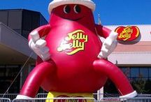 At the Visitor Center / by Jelly Belly Candy Company
