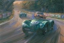 Les 24 Heures du Mans-24 Hours of Le Mans / Pictorial history of the greatest car race in the world / by Bernard Toulgoat