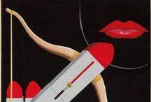Lipstick Ads / by Lipstick Lady
