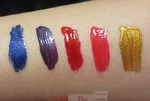 Lipstick Swatches / by Lipstick Lady