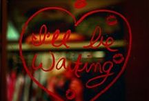 Written in Lipstick / by Lipstick Lady