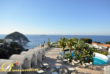 Waterways #Romantica #HotelIschia / many pools and pathways of water (13) included in the room price / by Romantica Hotel