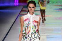 Spring summer - primavera verano 2013/2014  / Las mejores colecciones de los grandes diseñadores del mundo NY FW, Milan FW, Paris FW & más... / by Je suis Paraguay
