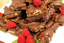 Chocolate to the Rescue! / by Laura Theodore, the Jazzy Vegetarian