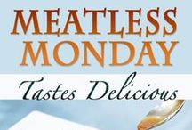 Meatless Mondays! / by Laura Theodore, the Jazzy Vegetarian