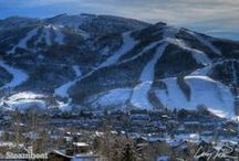 Fans of Steamboat / Do you love Steamboat Springs, Colorado? Then check on this board often to see beautiful images of our amazing little town.  / by F.M. Light and Sons