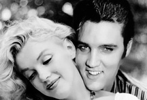 ELVIS.  MARILYN.  AND FRIENDS / by Meems Mancini