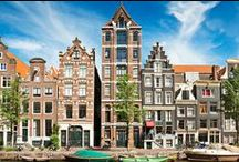 Amsterdam / by Bettie Page