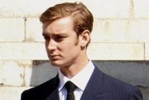 Pierre Casiraghi / Pierre Rainier Stefano Casiraghi was born on September 5, 1987. He is the youngest of the Casiraghi trio. Pierre studied economics at Bocconi University in Milan. He holds majority  shares in Engeco, S.A., a construction company based in Monaco that was founded by Stefano in 1984. / by Casiraghi Trio