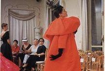 Balenciaga, the Master / by Ewa