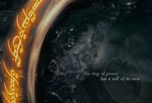 Lord Of The Rings & The Hobbit ! / by Ayma Sohail