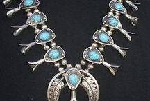 Squash Blossom Necklaces / by Eliz Vasko