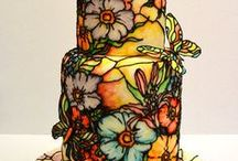 Cakes: The Art of Delighting / by JANNY H.