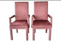 Parsons Chair / by Dan's Upholstery San Carlos CA