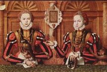 Historical portraits galore / Paintings that usually depict royals and Nobles taken from history before Queen Victoria and usually after 13th century / by Lisaann B