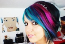 Stunning Colored Hair / by Elijah Pinster