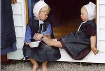 The Simple Life / Amish Dutch Country People / by Cristina Landon Walker