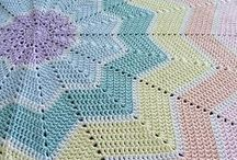"Children: Blankets & Afghans - Free Crochet Patterns / Free Patterns easy to find for everyones use:  Check out my facebook page and click ""LIKE"" to help me grow:  https://www.facebook.com/Etsycomshopgranniescrocheting?ref=hl and click ""LIKE"" to help me grow / by Donna Veatch"