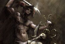 Mythology, Legends, Religion... / by Bryan