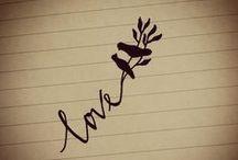 Love <3 / All is love ;) / by Dalma Kecskés