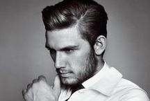 Because Looking Men´s Like this... Never Hurts / by Liliana Tejón