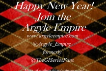 Argyle Empire / by Miss Cranberry