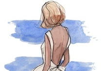 ※.※iLLusTraTions...FaSHioN / by ✿‿✿⊱╮Fernanda Ramajal⊱╮✿‿✿