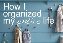 Organize / by Cornel Slabber