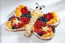 Fun Food Favorites / by ♡ Butterfly's Are Free ♡