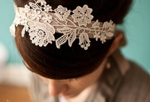 ~Charming Hair Accessories~ / by Kelly R.