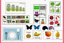 Educational Printables / Here you will find great quality materials for your classroom from teachers all over the world. / by Montessori Nature